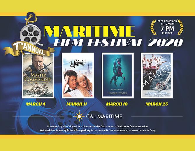 2020 Maritime Film Festival