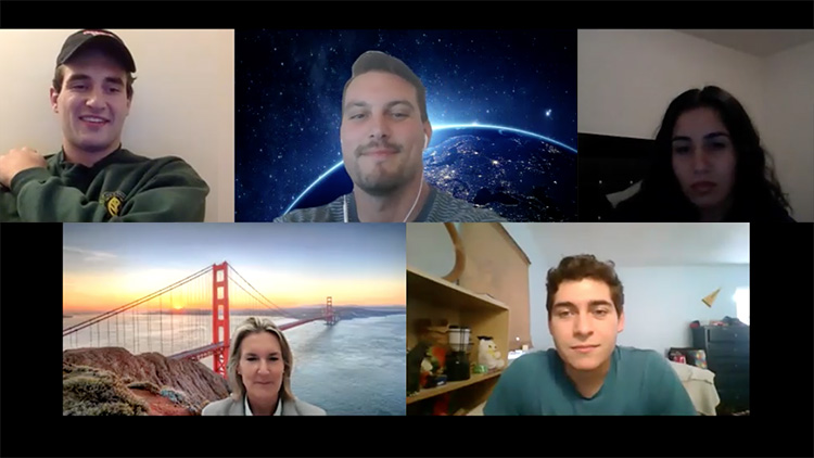 Resiliency group on zoom