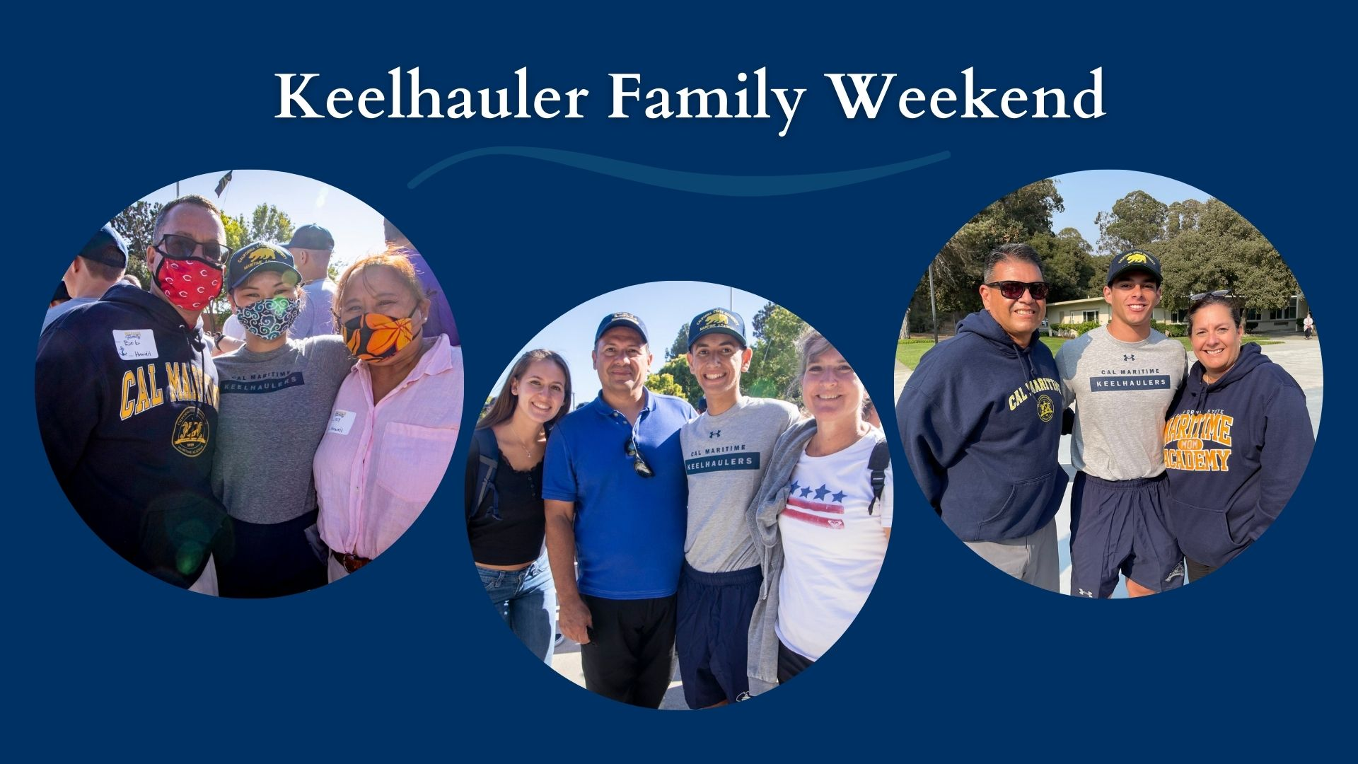Family Weekend montage