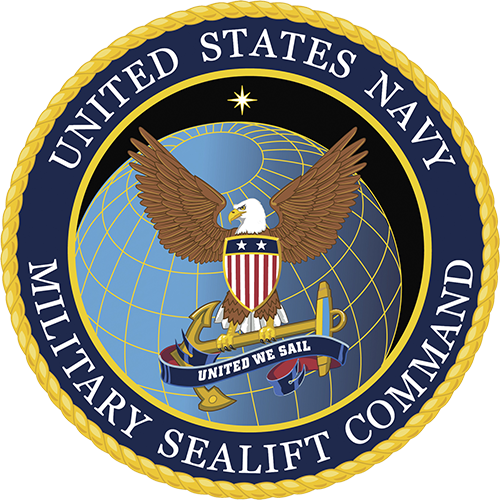 Military Sealift Command seal